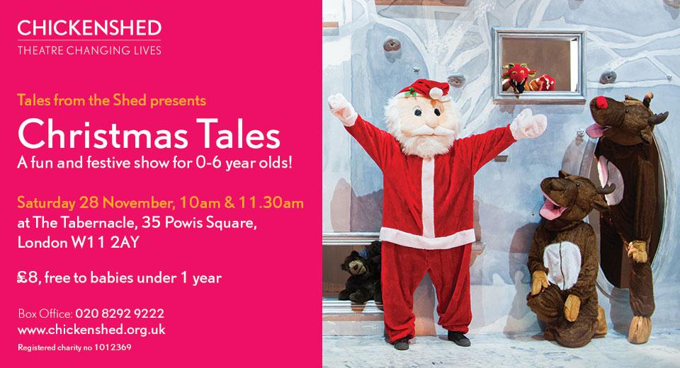 Christmas Tales On Tour