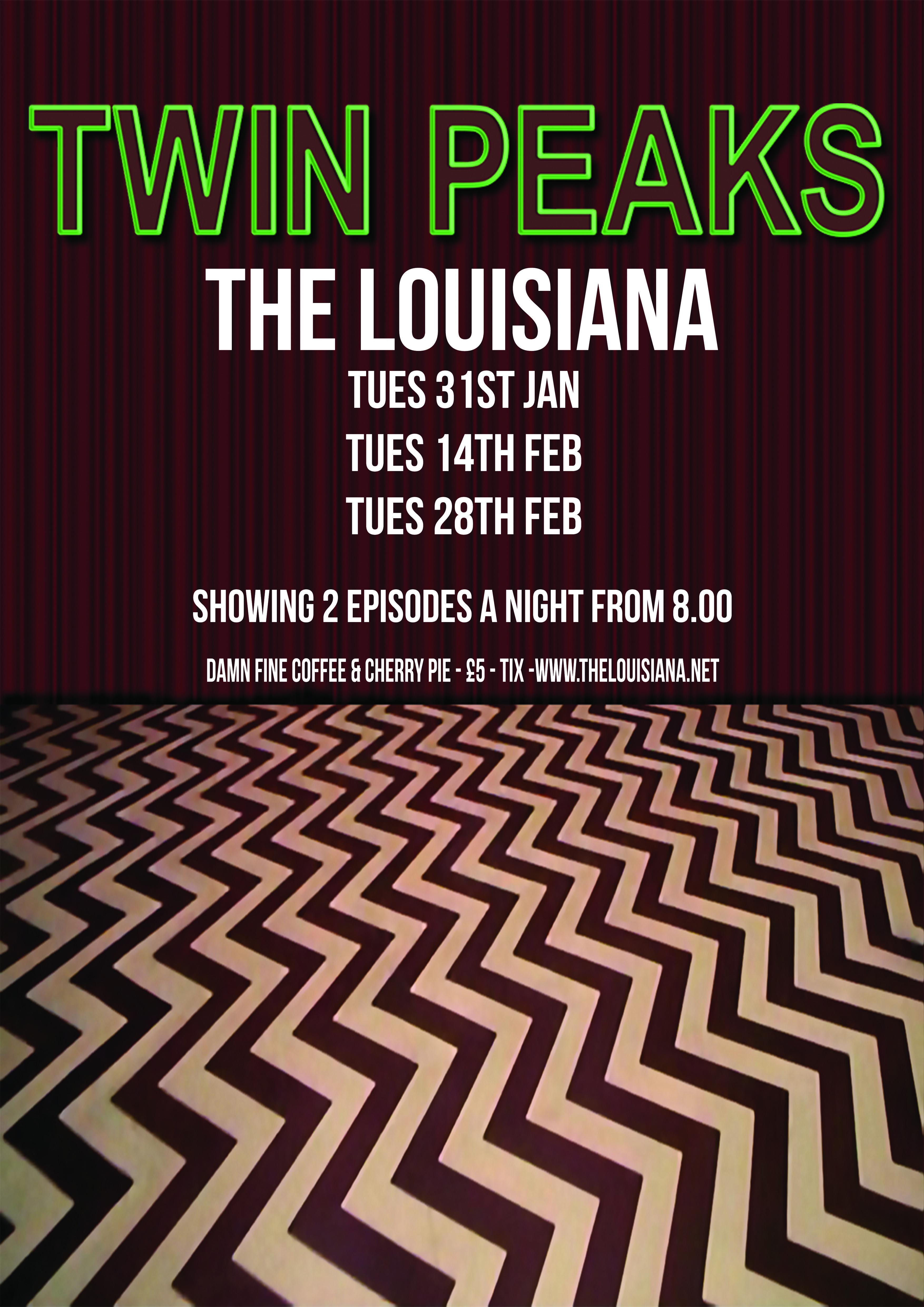 Twin Peaks Night ep. 3+4