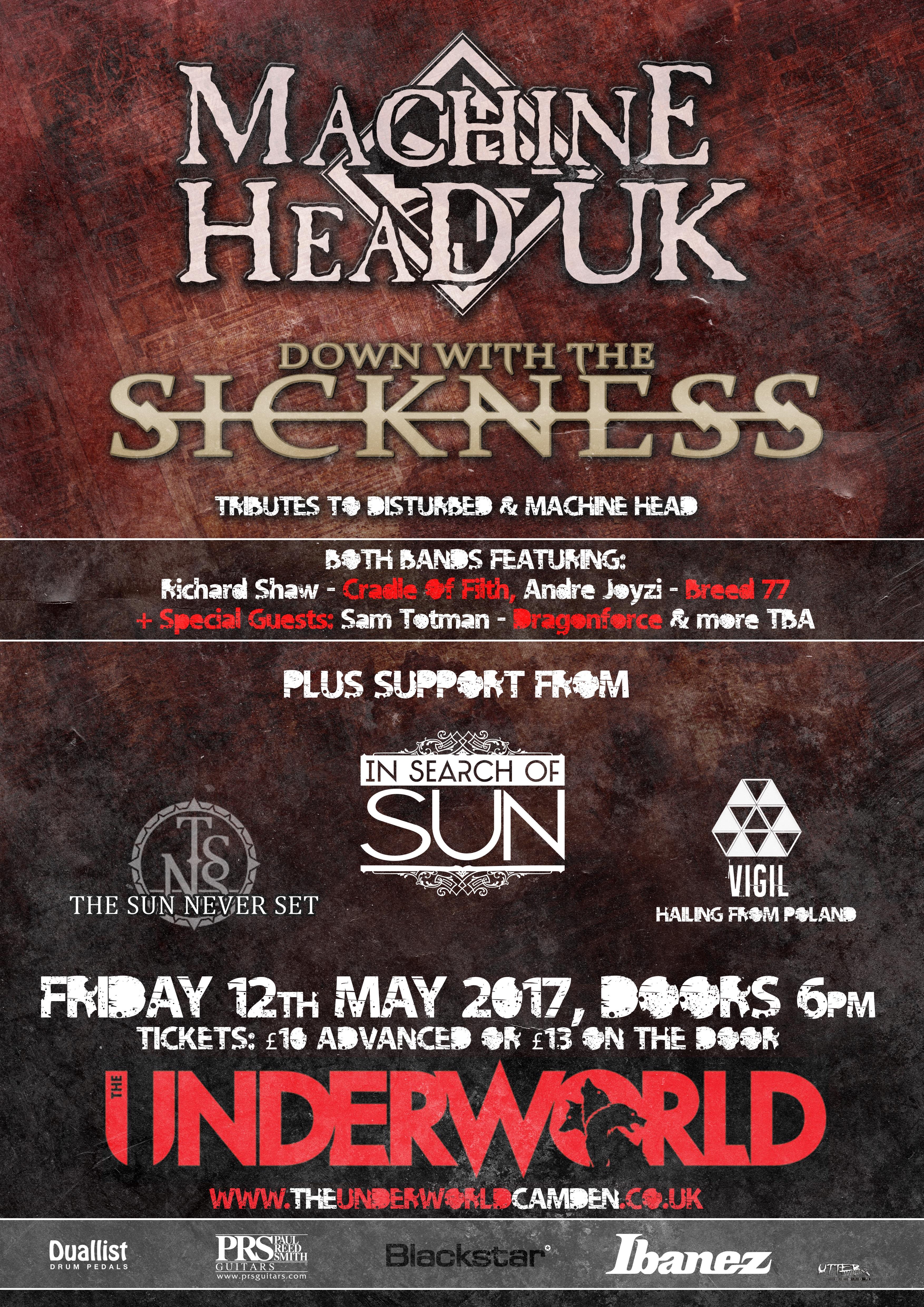 Machine Head UK