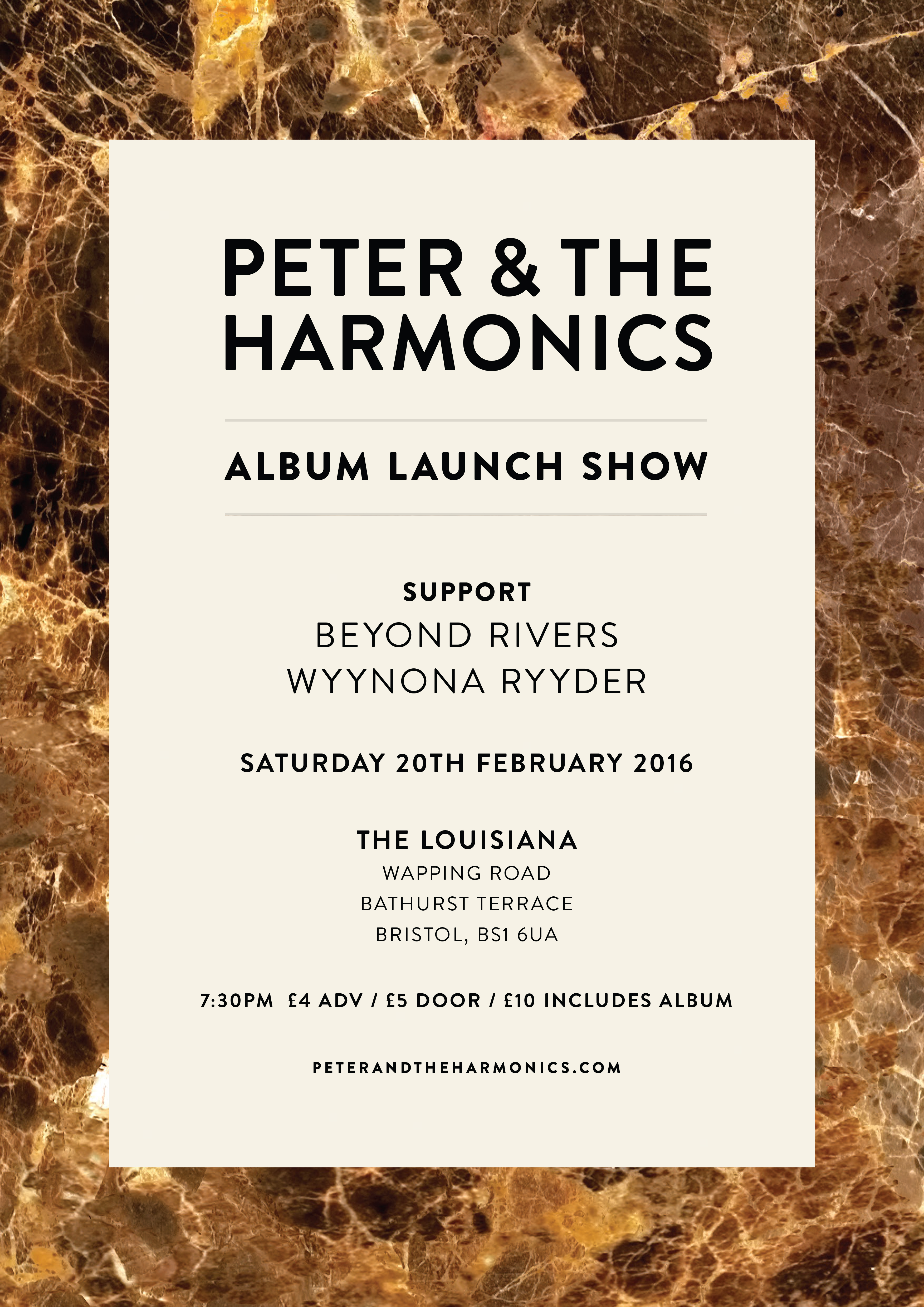 Peter and the harmonics