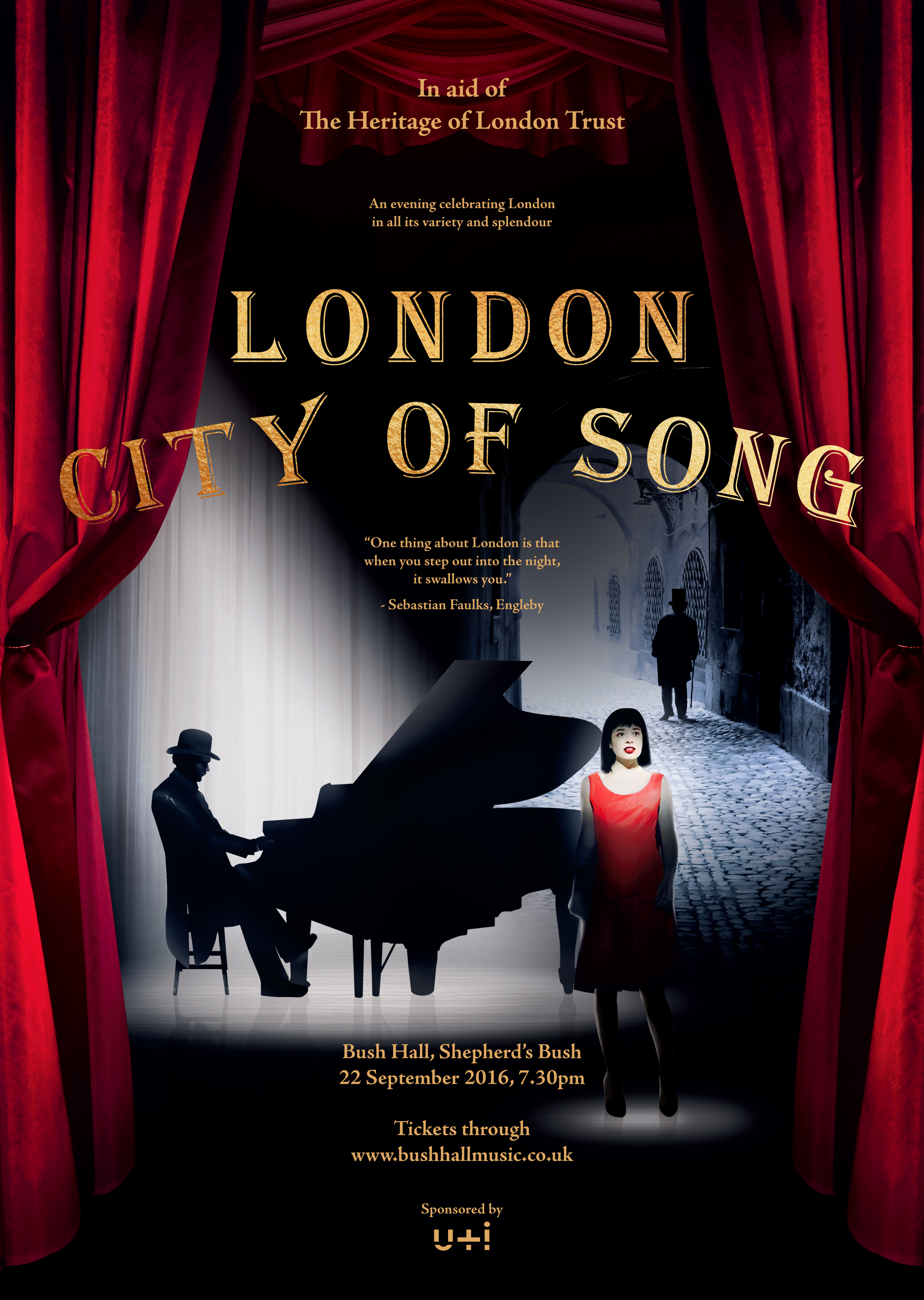 LONDON: CITY OF SONG