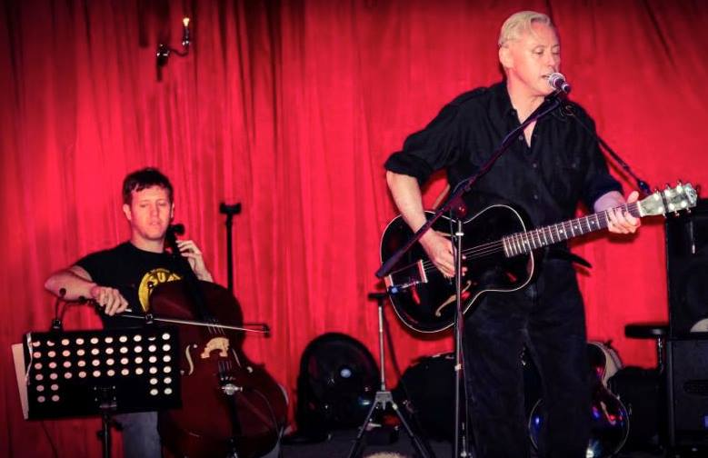 Kirk Brandon (Theatre of hate/ Spear of Destiny) Acoustic Show