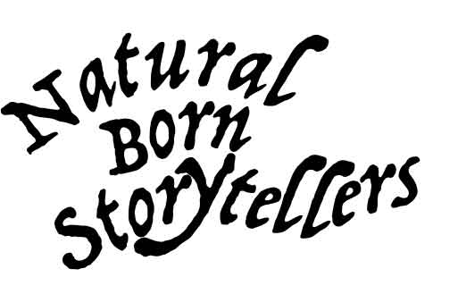 NATURAL BORN STORYTELLERS: BARKING UP THE WRONG TREE