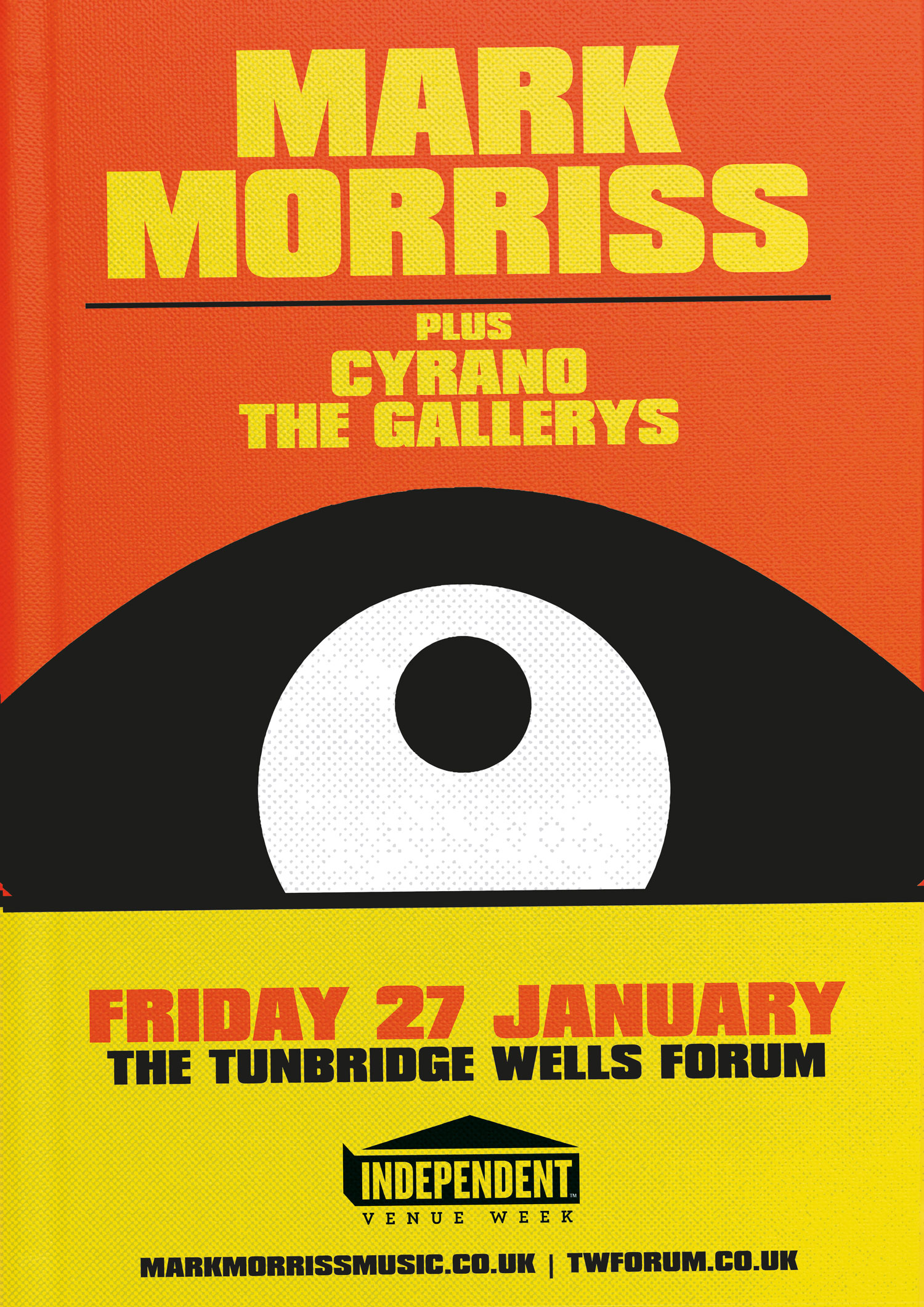 Mark Morriss (From The Bluetones)
