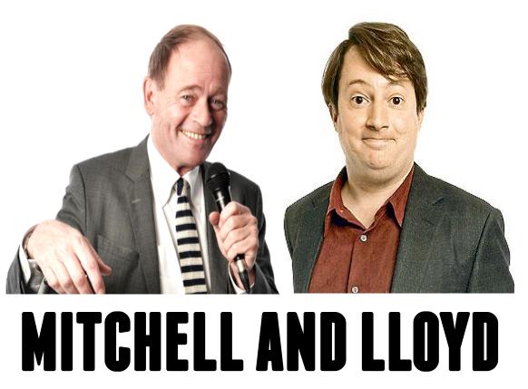 MITCHELL & LLOYD TALK NONSENSE