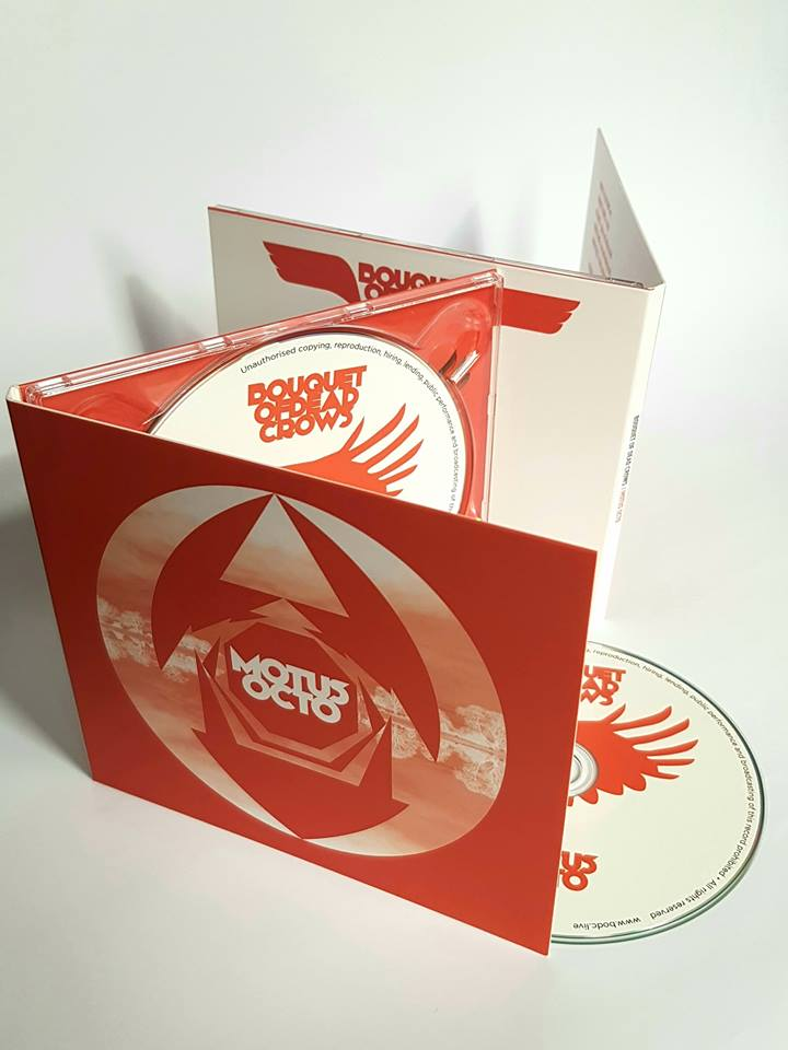 Motus Octo - CD - Bouquet Of Dead Crows
