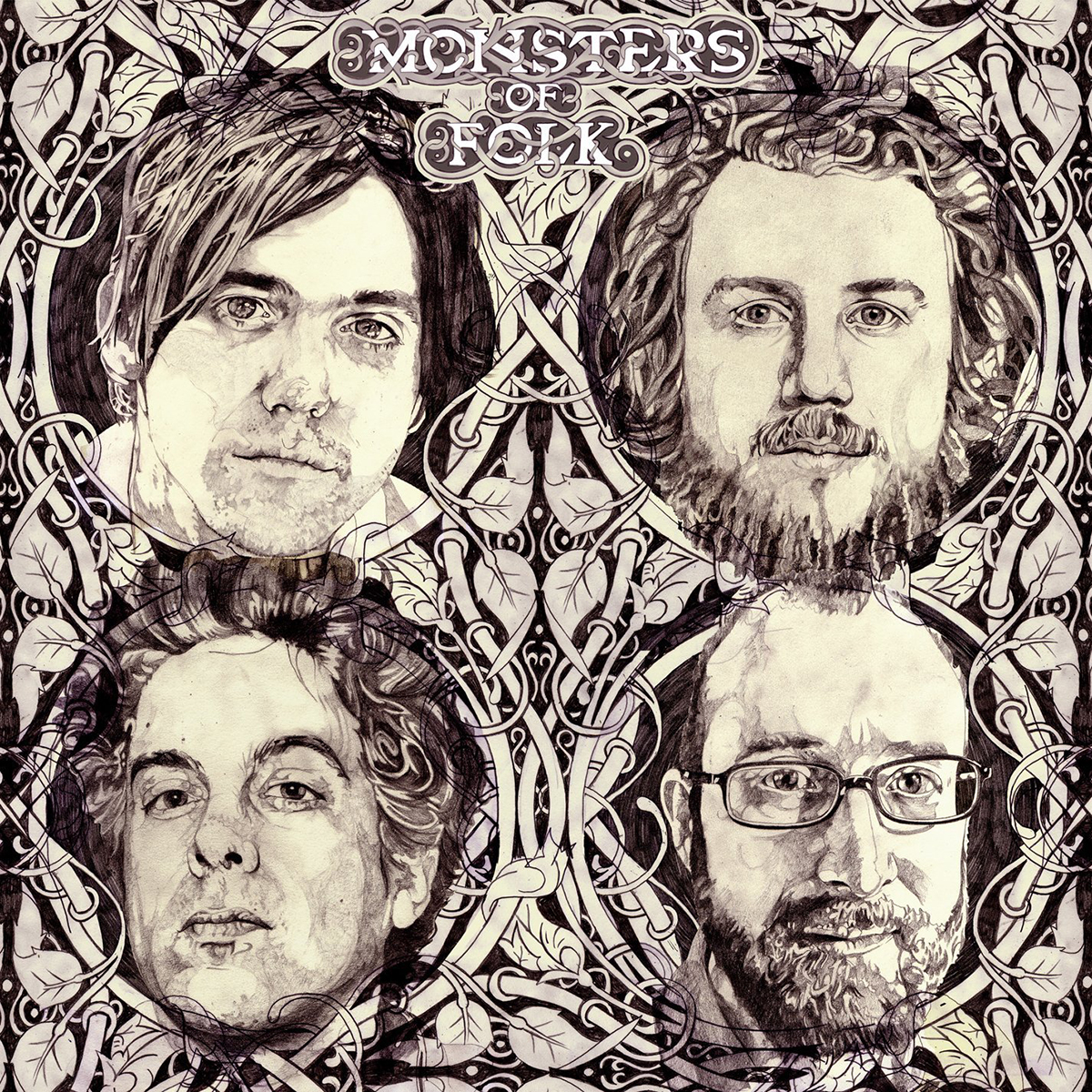 Monsters of Folk CD - Conor Oberst