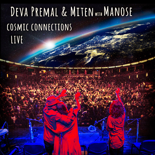 Cosmic Connections Live - Digital - Deva Premal & Miten USD