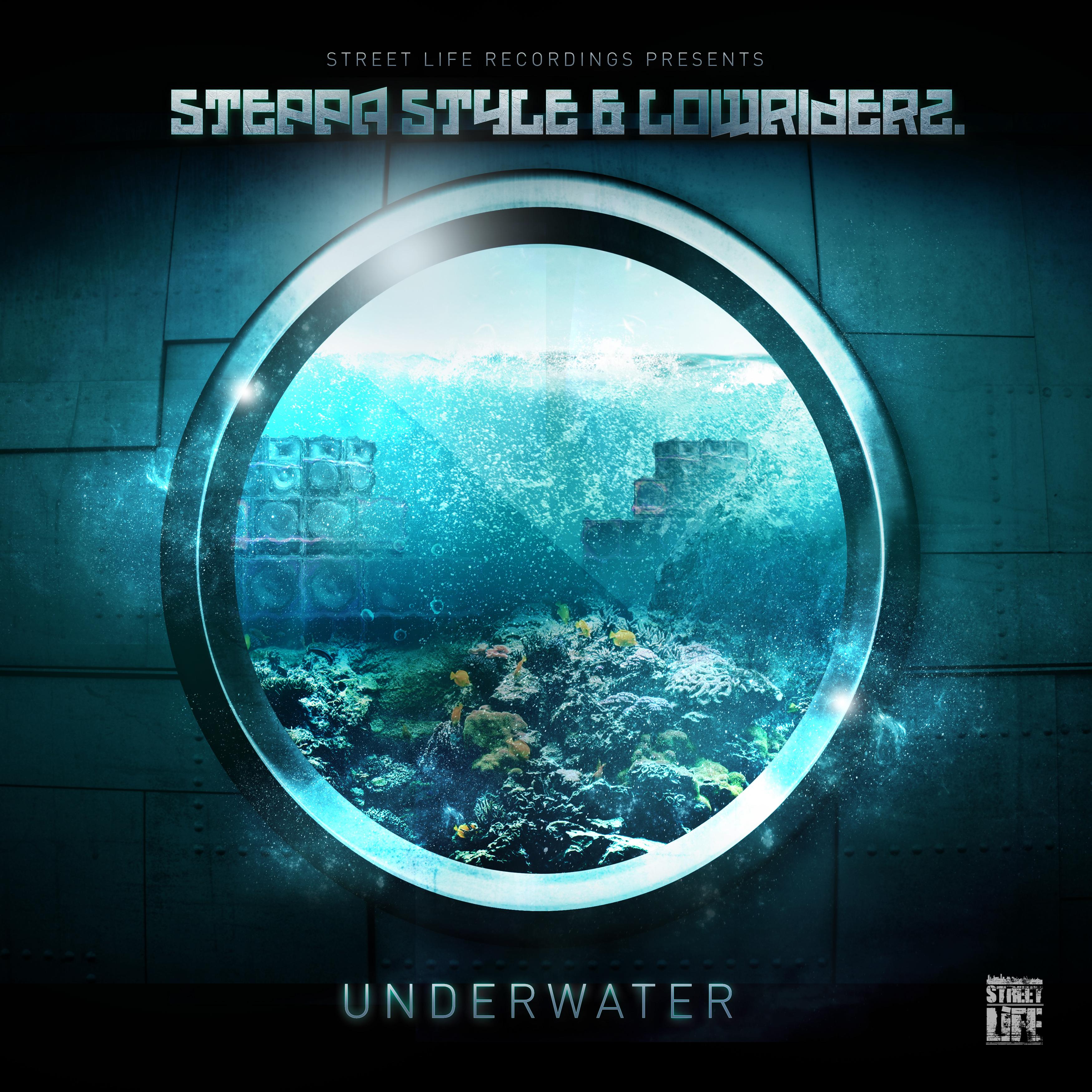 Steppa Style & Lowriderz - Underwater - Serial Killaz
