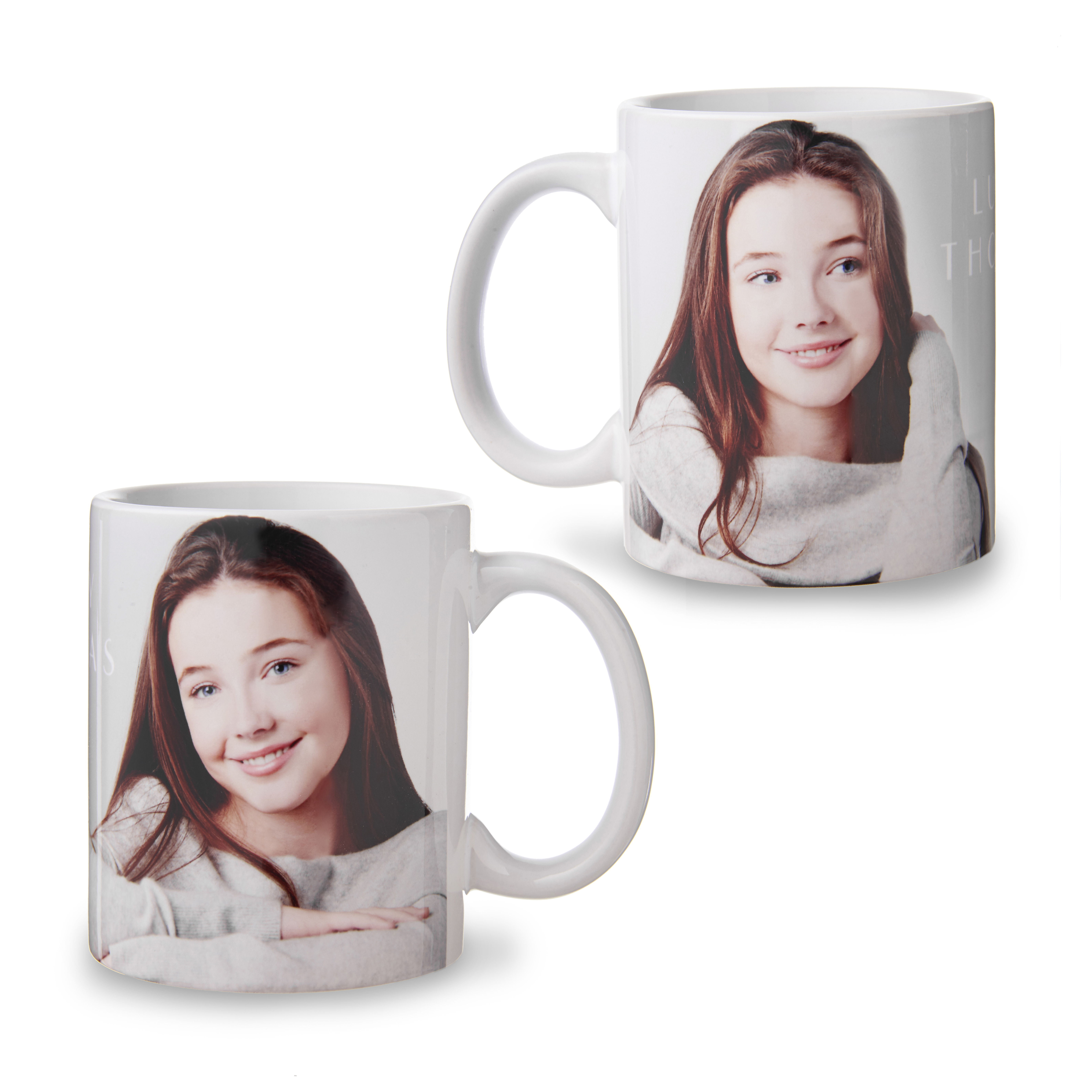 White Mugs - Lucy Thomas