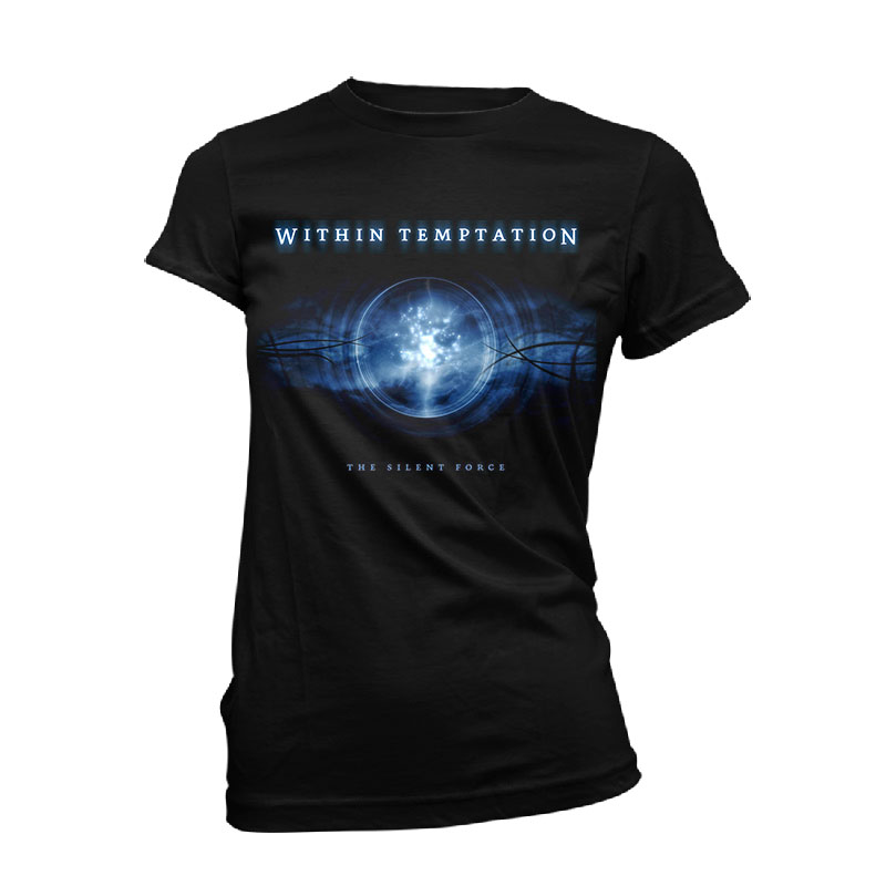 Silent Force – Ladies Tee - Within Temptation