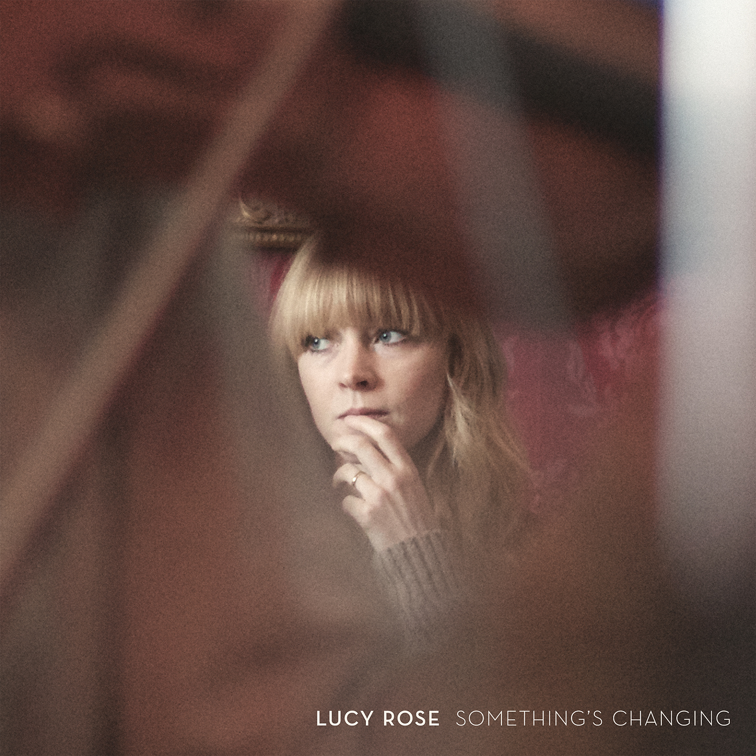 """Something's Changing (12"""" Vinyl with Digital Download) - Lucy Rose Communion"""