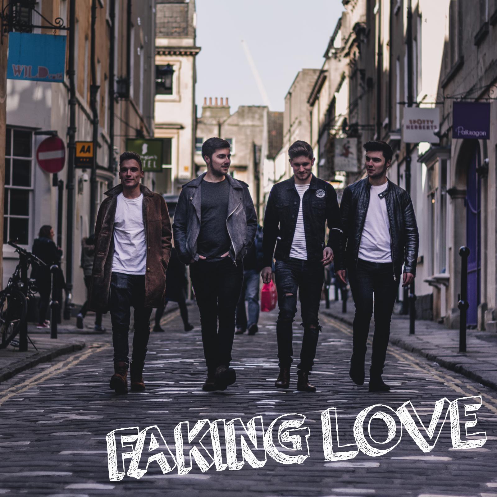 Faking Love - Saint Loe