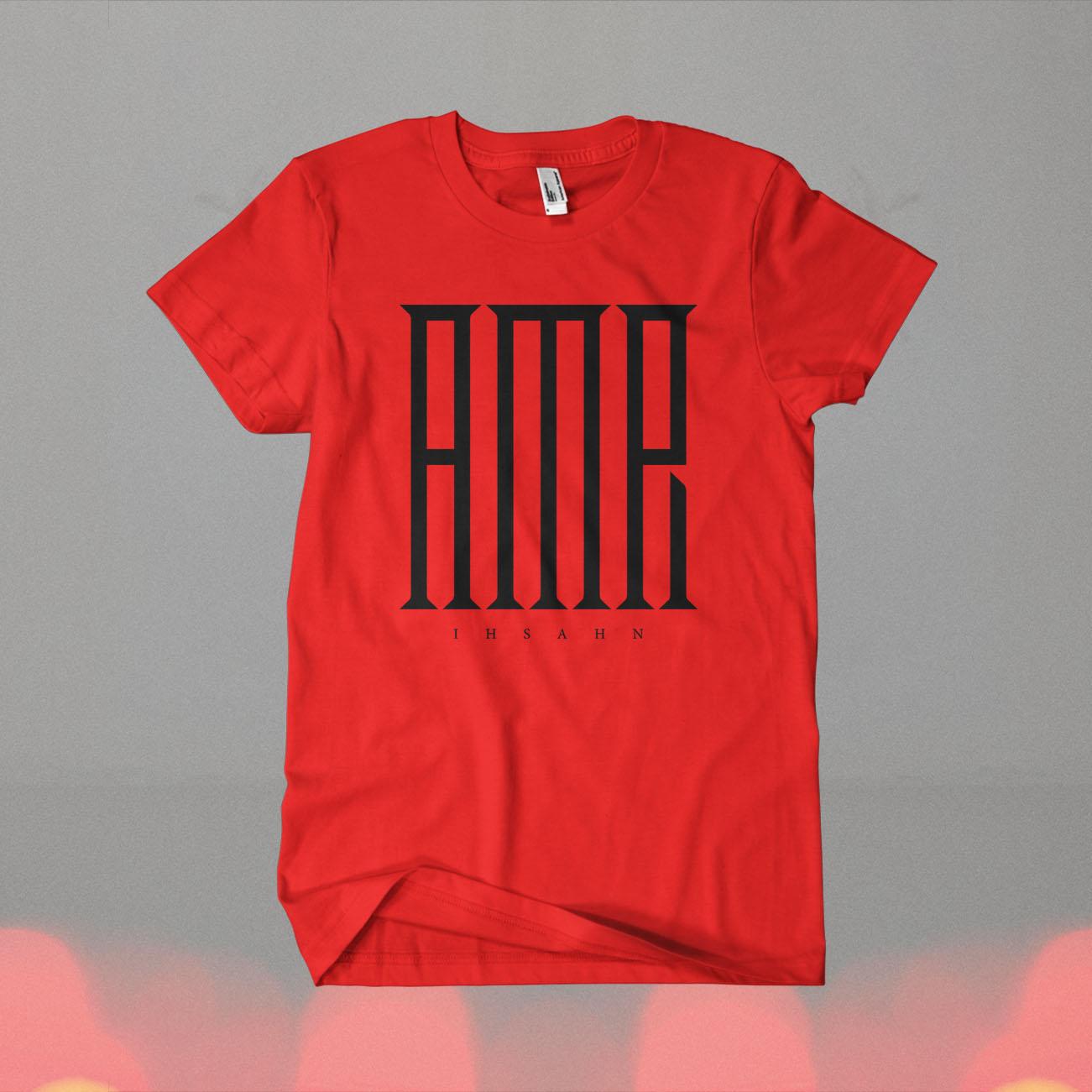 Ihsahn - 'Àmr Logo' T-Shirt - Ihsahn