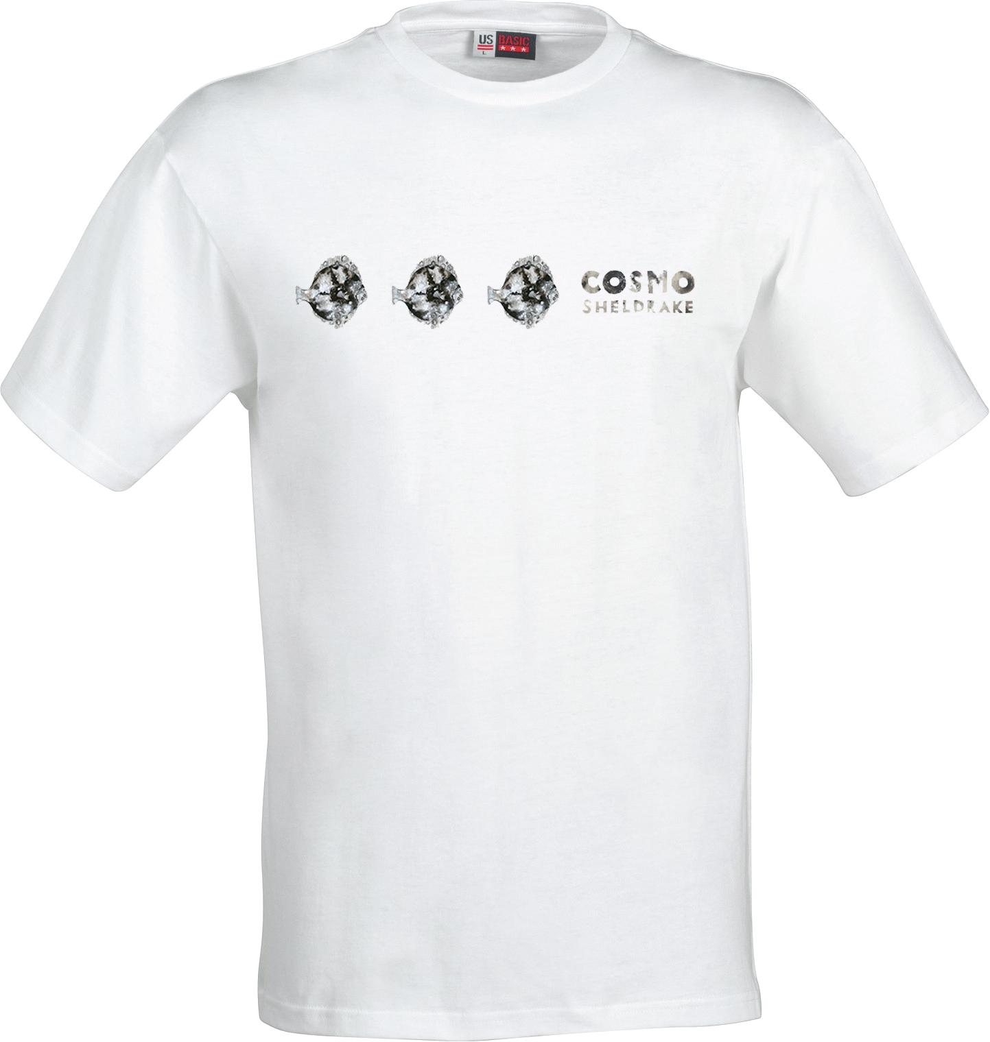 Small Print Fish Shirt - cosmosheldrake