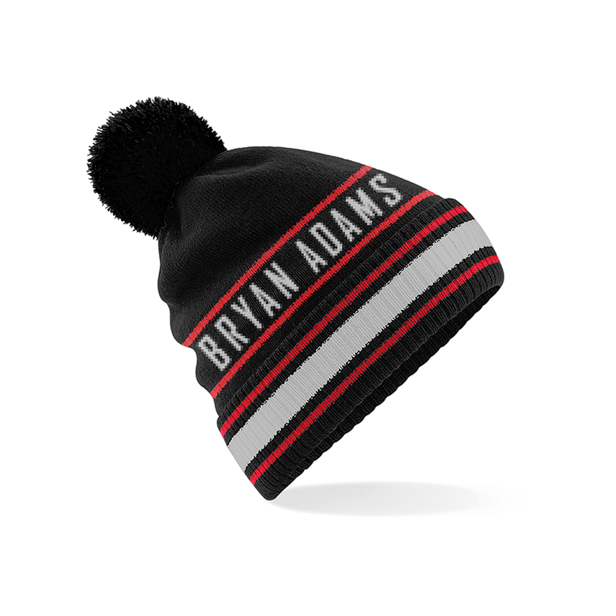 Logo Bobble Hat - Bryan Adams