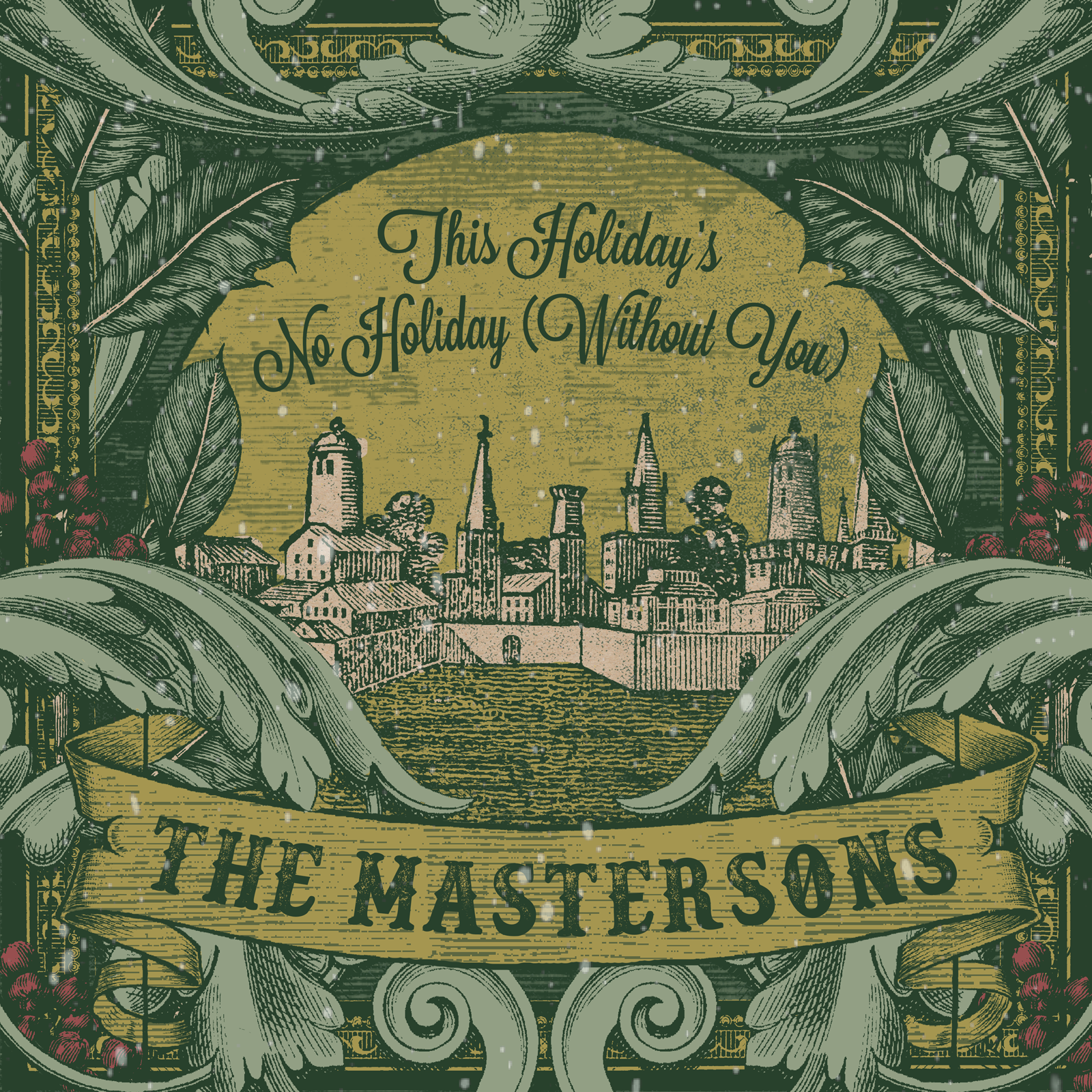 This Holiday's No Holiday (Without You) Digital Download - The Mastersons