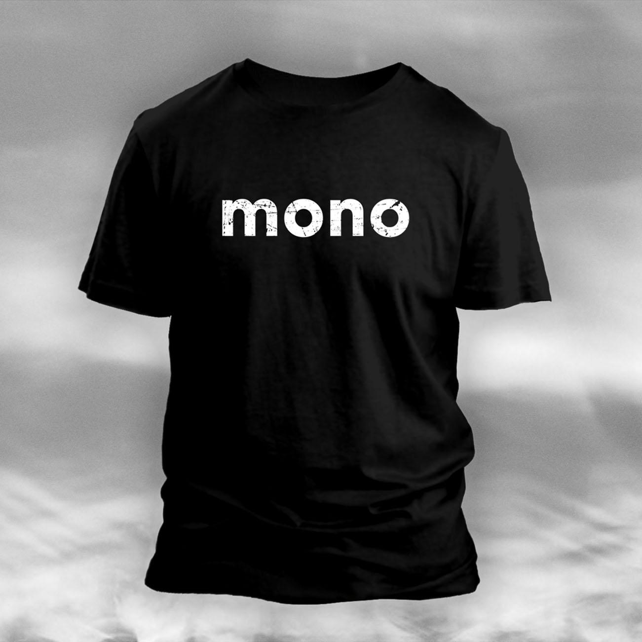 MONO - 'Logo' T-Shirt - MONO