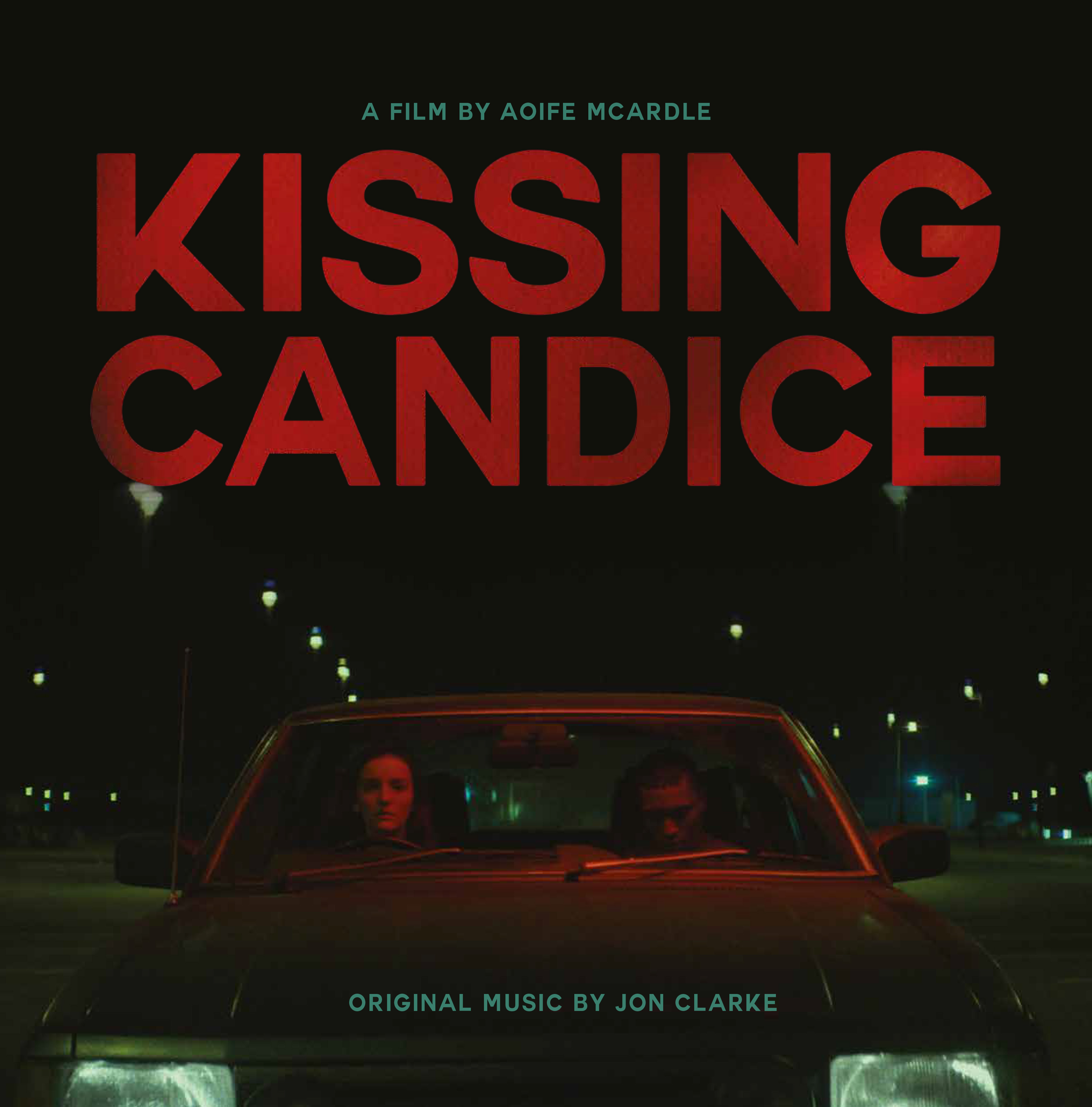 """Kissing Candice - 12""""/LP (Heavy Weight) - SIREN Recordings"""