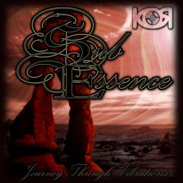 Subessence - Journey Through Vibrations LP - KOR015 - KUT OFF RECORDS
