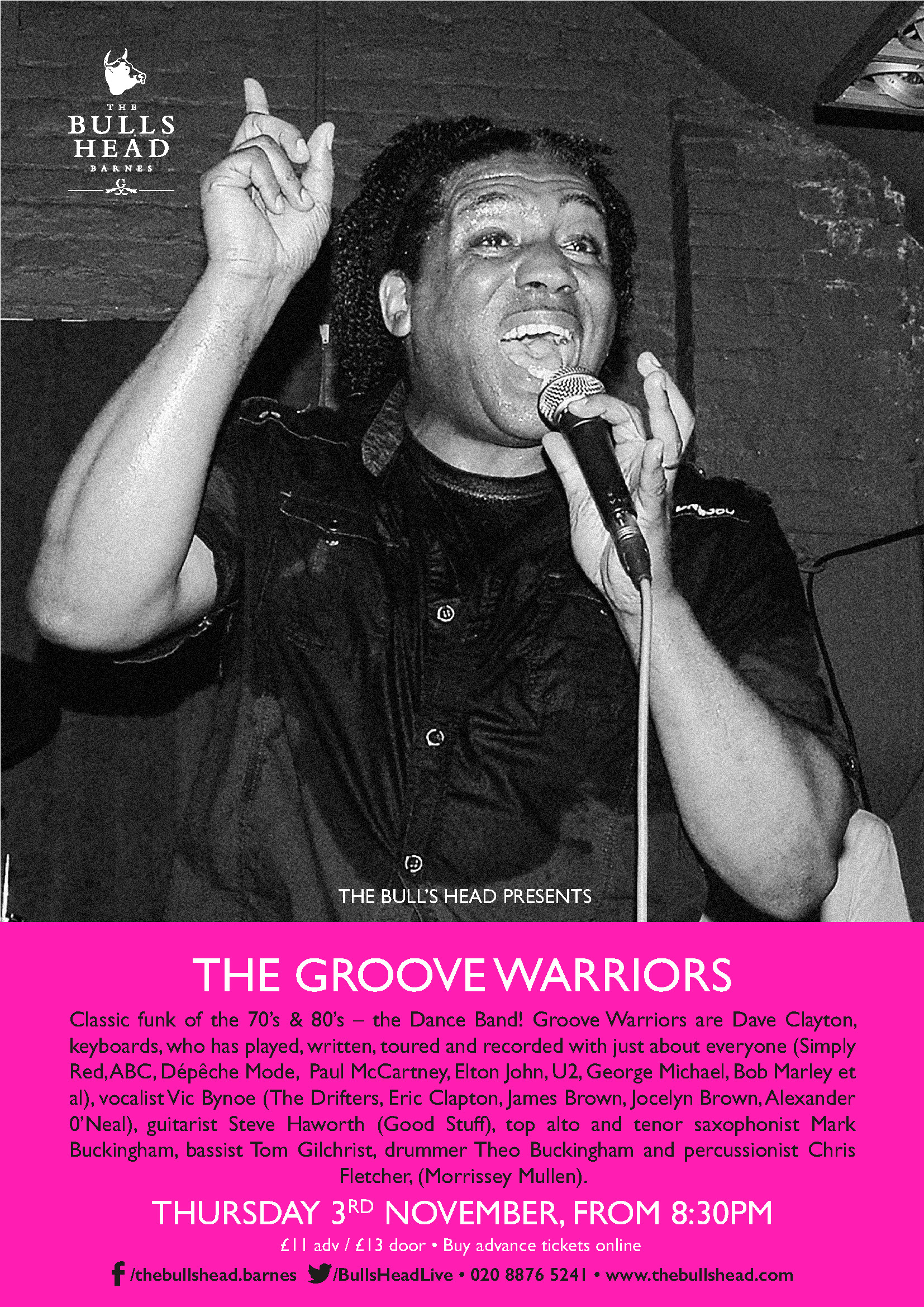 Groove Warriors
