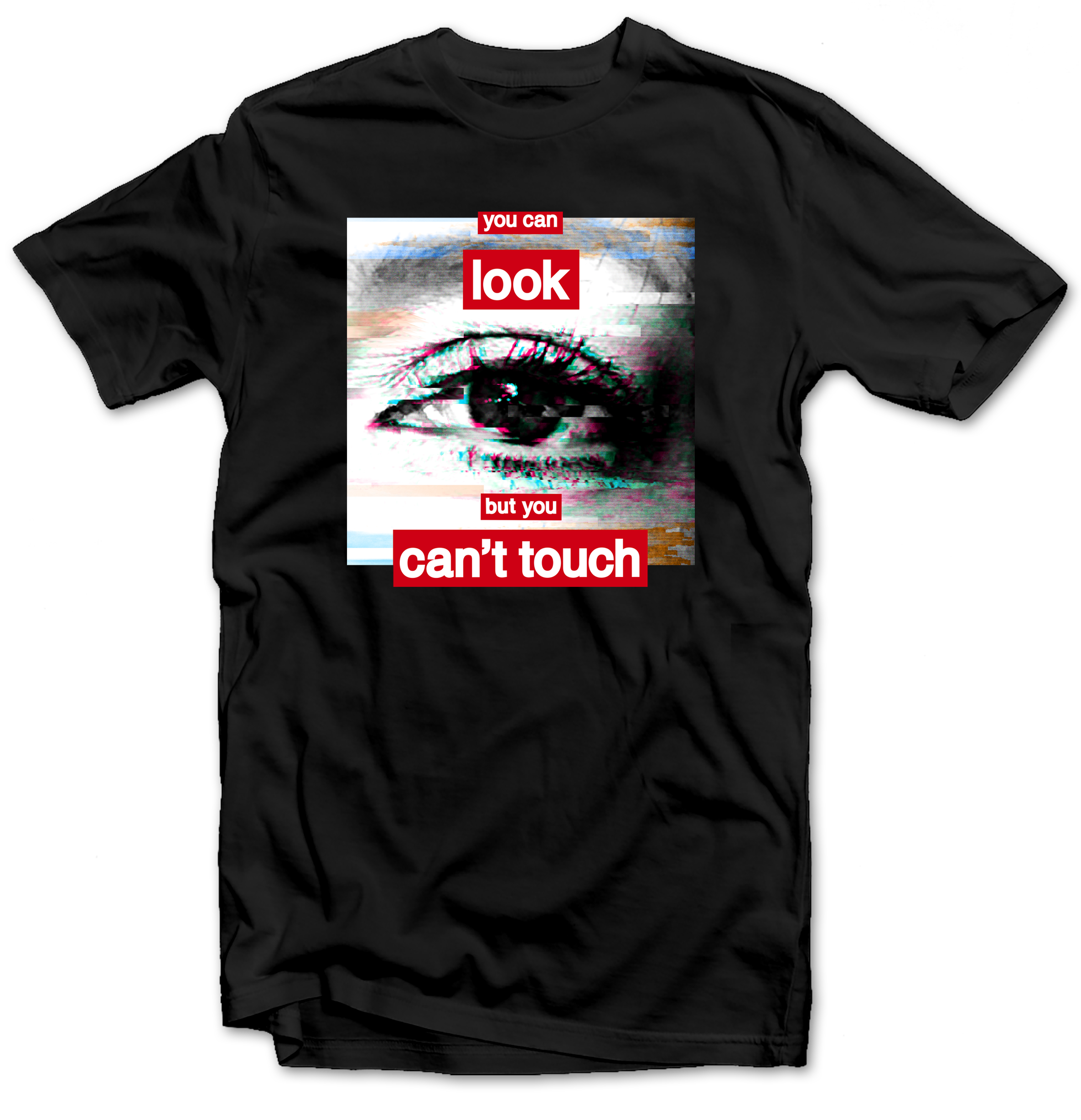 Eye T-Shirt - Garbage