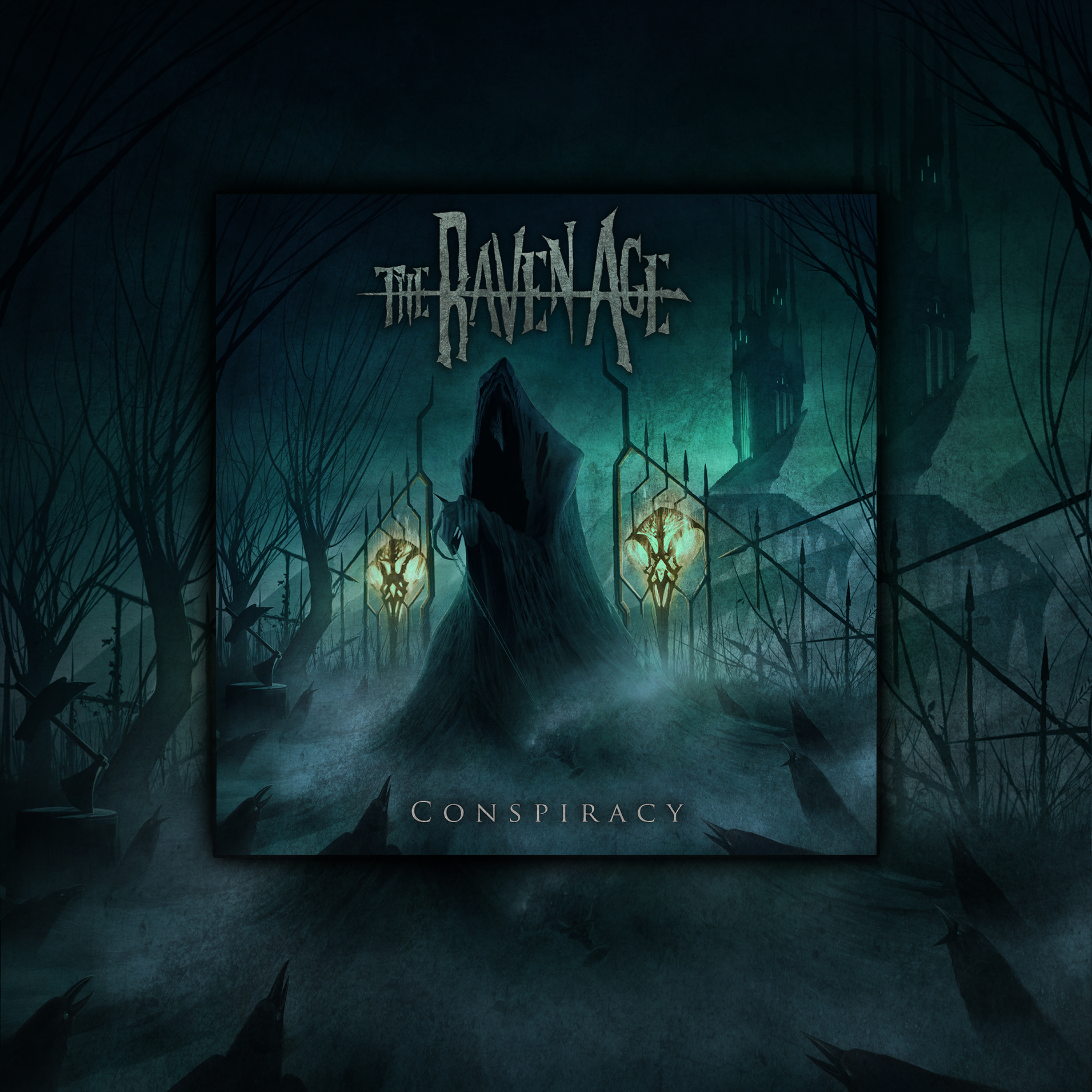 Conspiracy - Digipak Bundle - The Raven Age