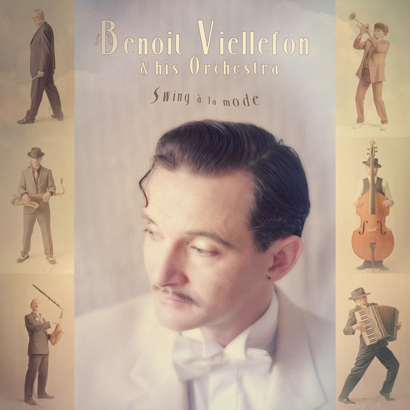 """The Orchestra - """"Swing à la mode"""" (Album Download) - Benoit Viellefon"""