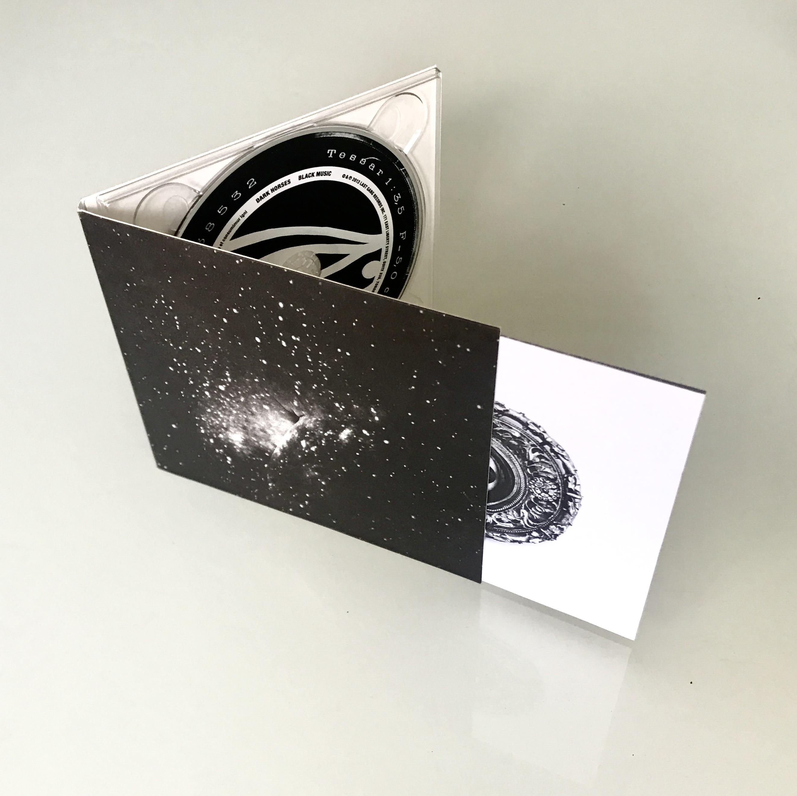 Black Music (CD) - Dark Horses