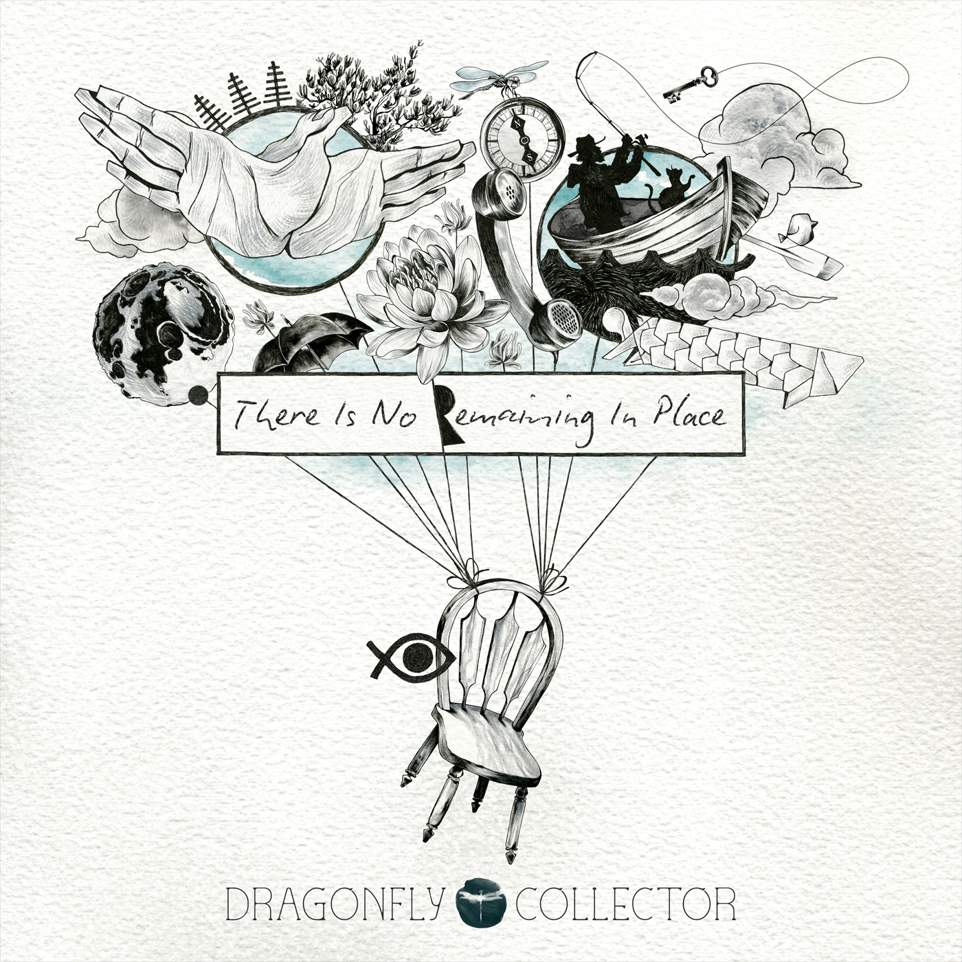 There Is No Remaining In Place - Dragonfly Collector (Single) - LILYSTARS RECORDS