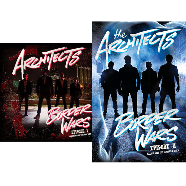Border Wars Ep. 1 and 2 Bundle - Architects