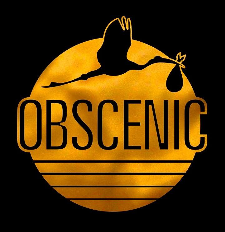 OBSCENIC Vinyl Trilogy Gold Bundle - OBSCENIC