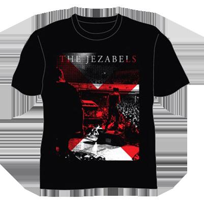 Tour Dates T-Shirt - The Jezabels