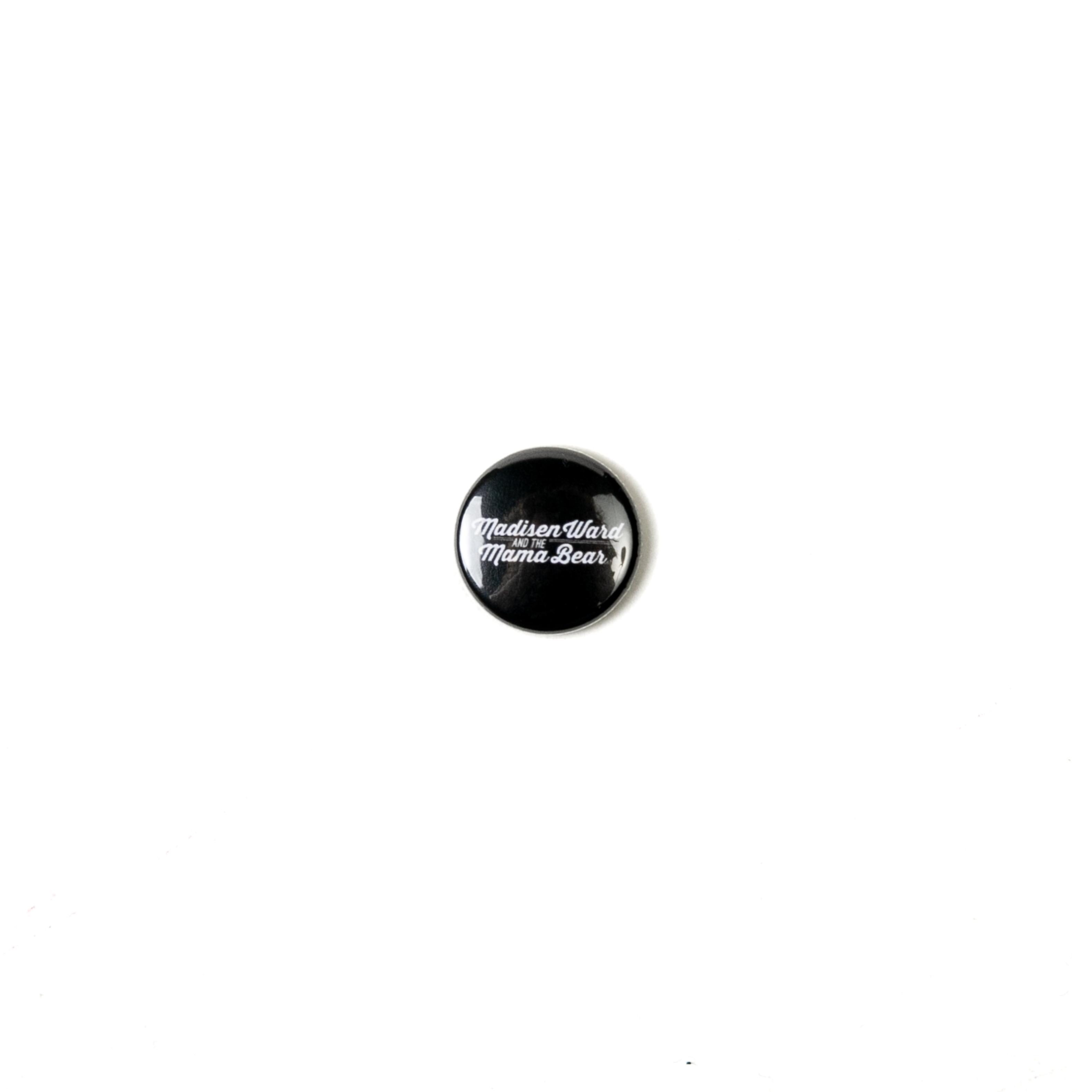 Logo Button- 3 Pack - Madisen Ward and the Mama Bear