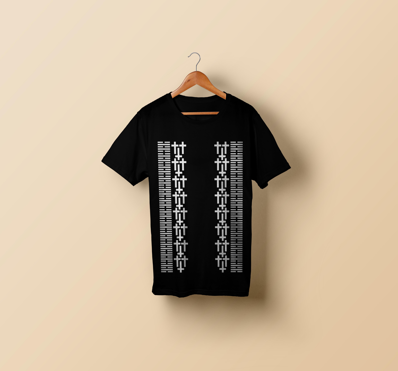 Crosses Tshirt - Kirk Spencer