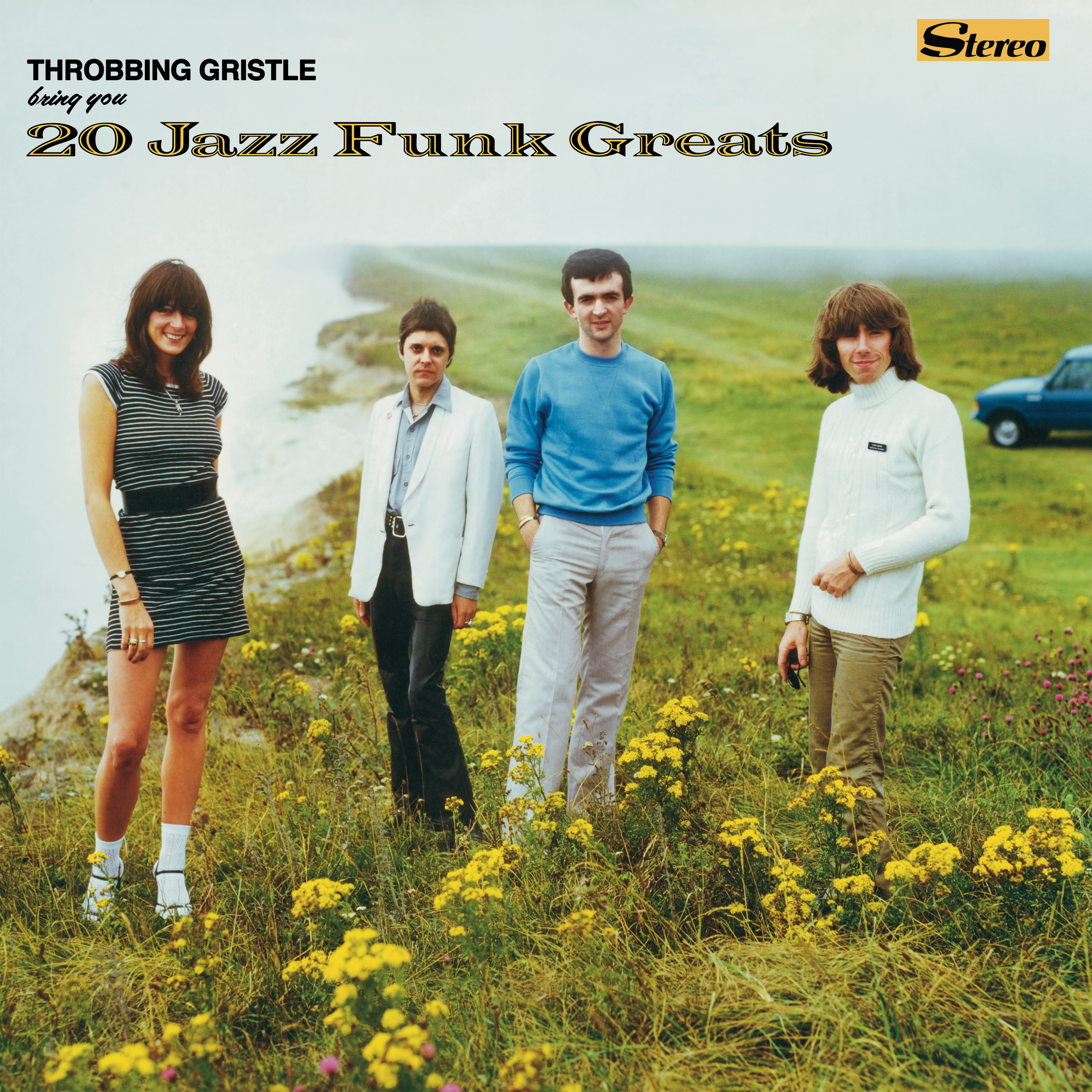 Throbbing Gristle - 20 Jazz Funk Greats - Throbbing Gristle