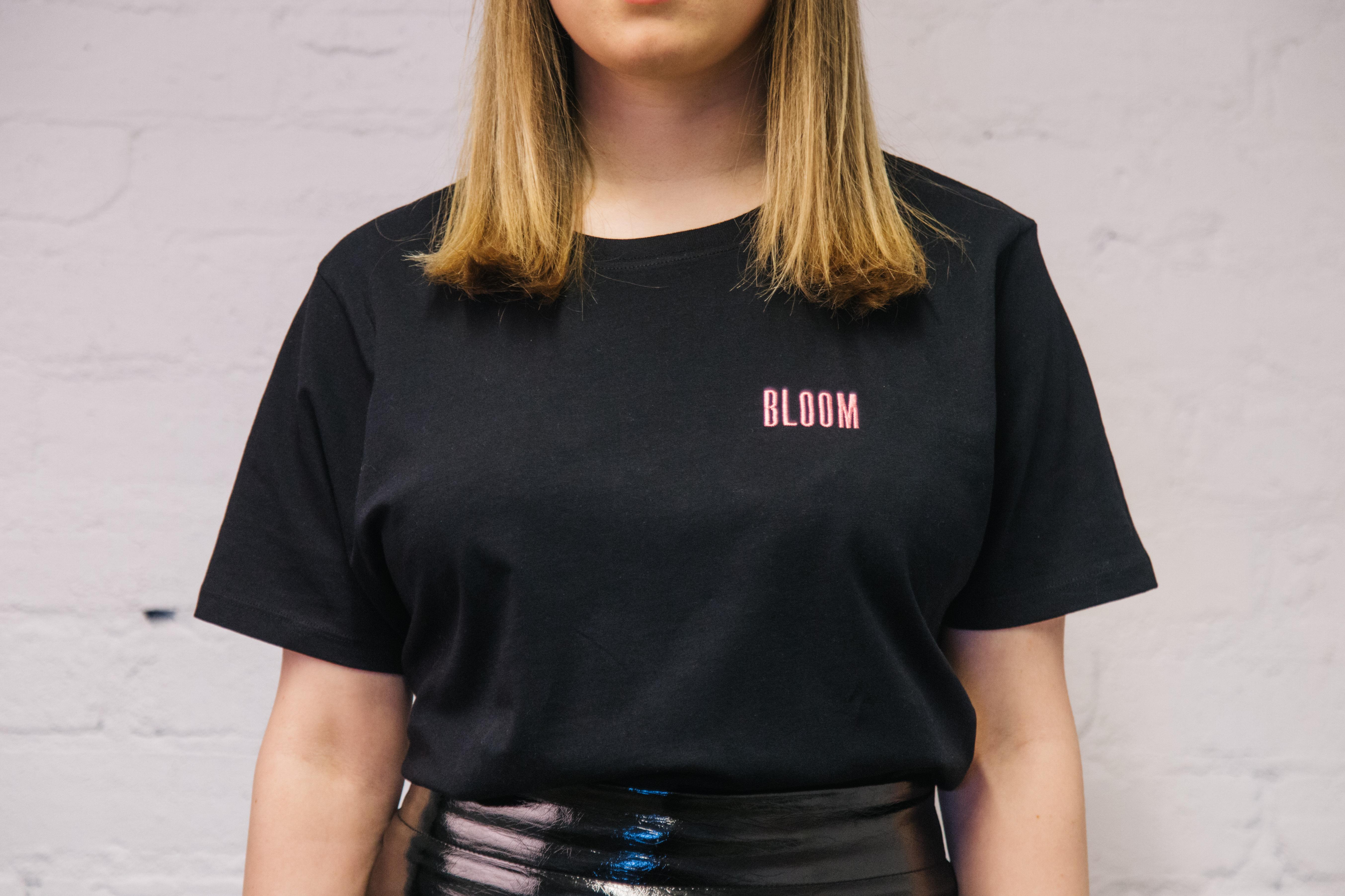 Bloom - Black T-Shirt - Lewis Capaldi