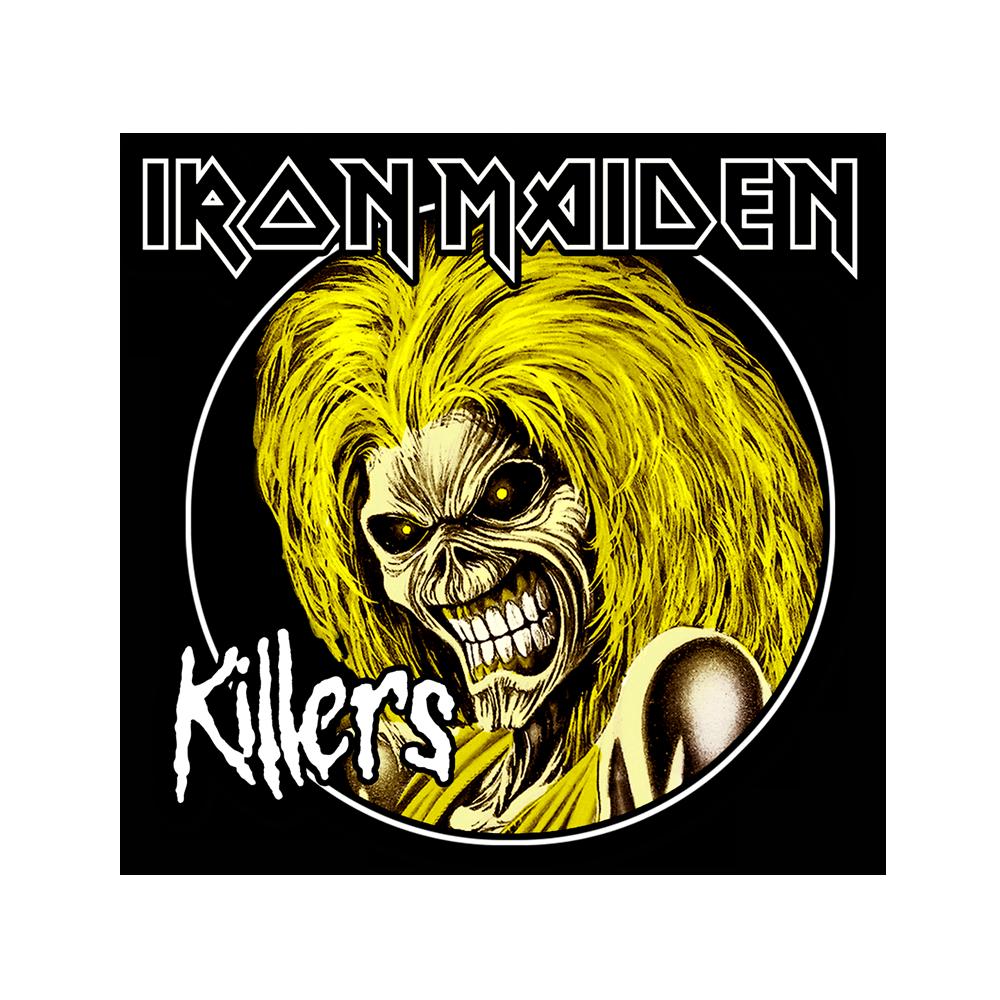 Killers Diecut Sticker - Iron Maiden [Global USA]
