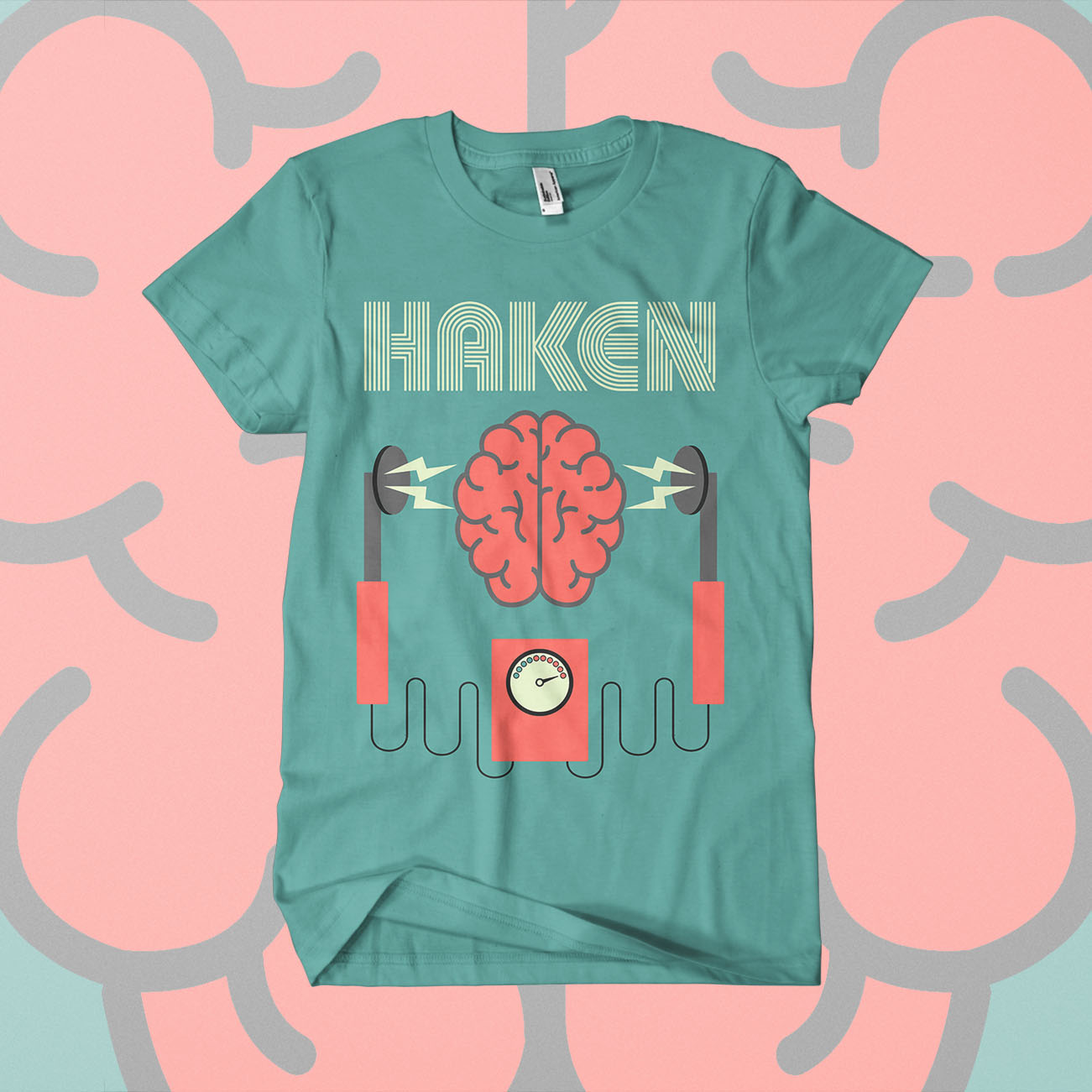 Haken - 'The Good Doctor' T-Shirt - Haken