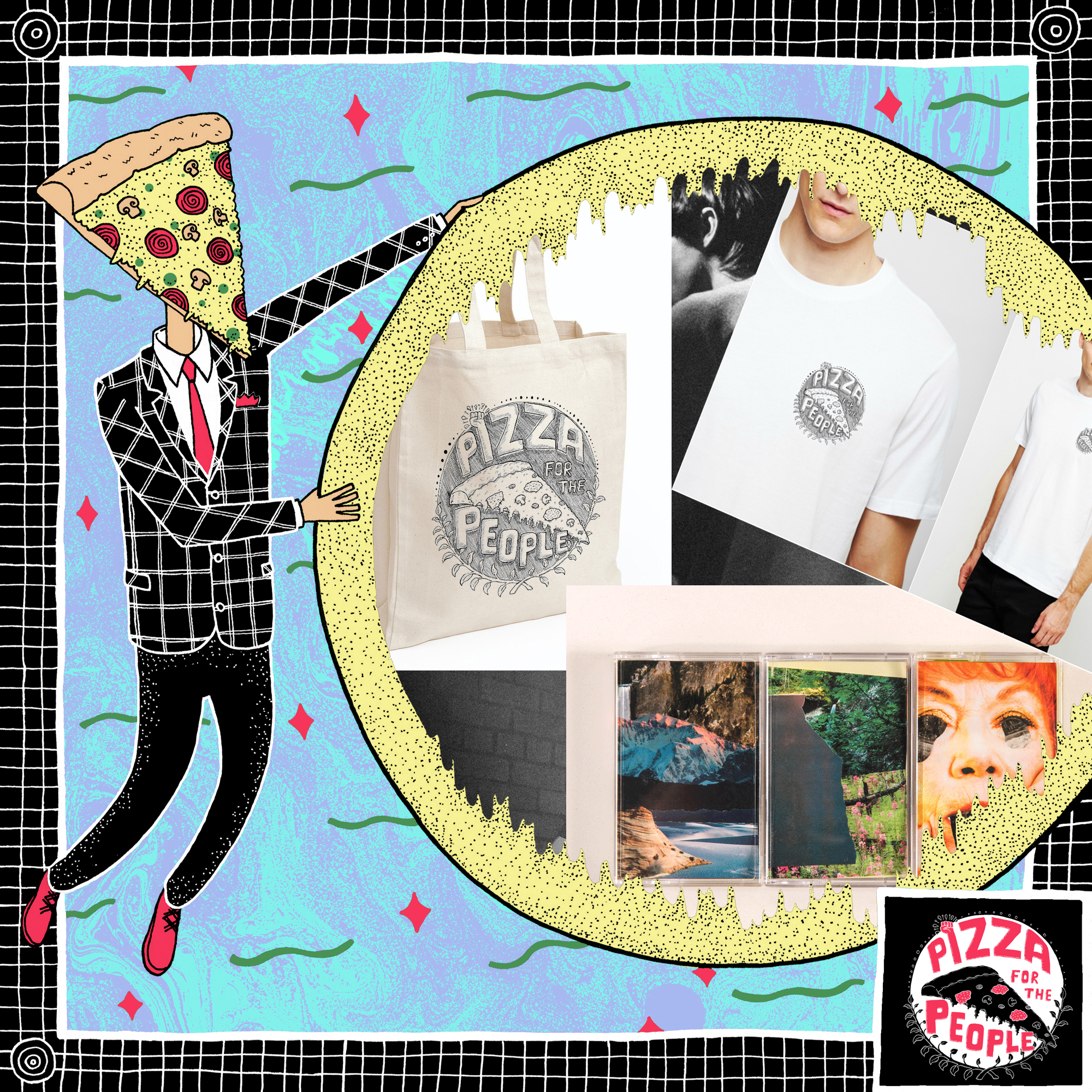 Pizza Bundle 1 (SOLD OUT) - Pizza For The People