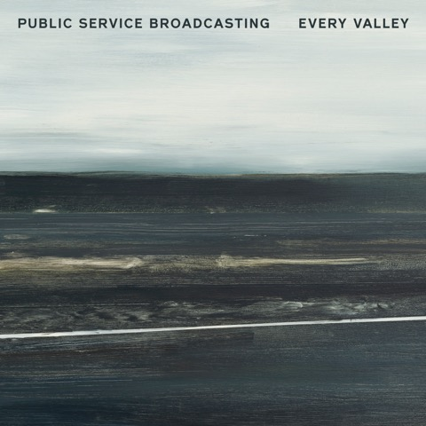 'Every Valley' Vinyl - PUBLIC SERVICE BROADCASTING USA