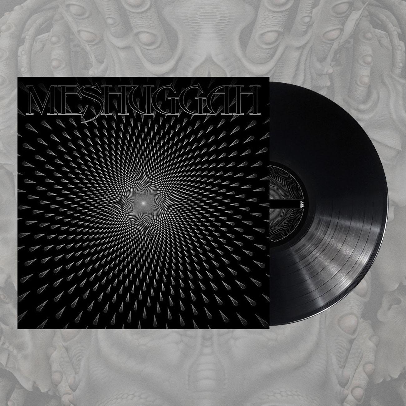 Meshuggah - 'Meshuggah' Black LP - Meshuggah