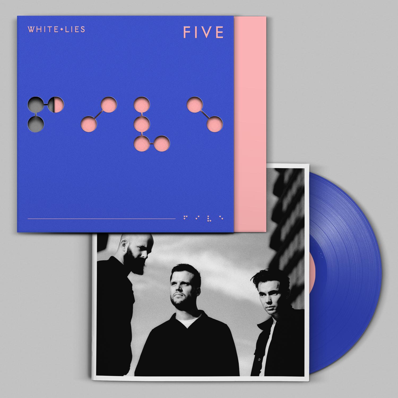 Five - Limited Edition LP - White Lies