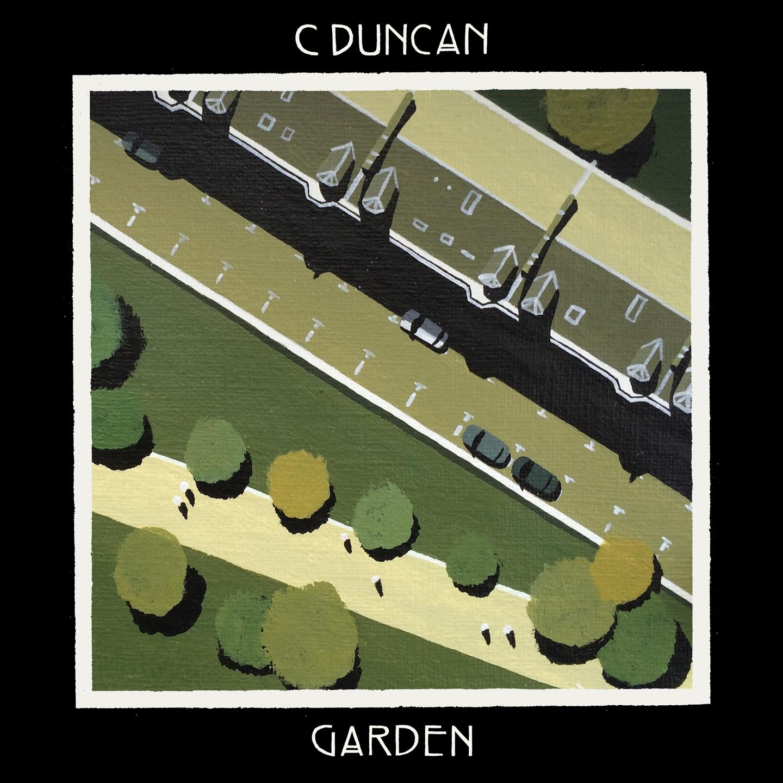 Garden - digital download - C Duncan