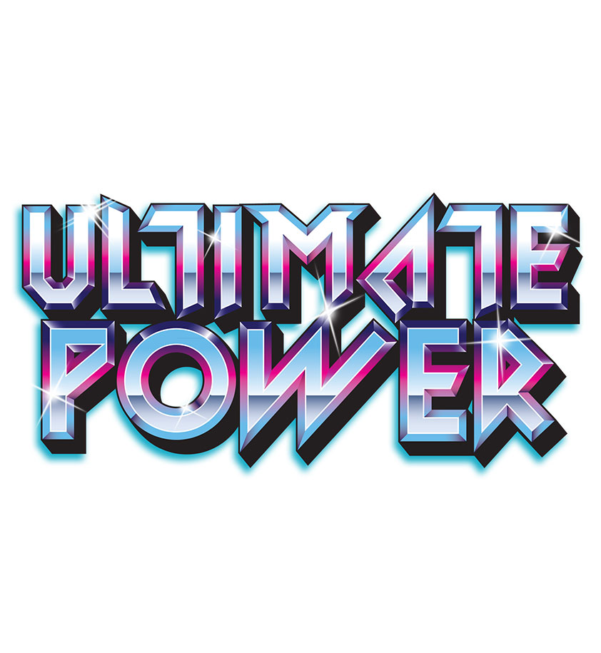 Ticket + T-shirt bundle - Ultimate Power