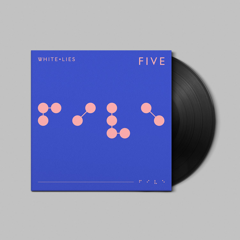 Five - Standard LP - White Lies