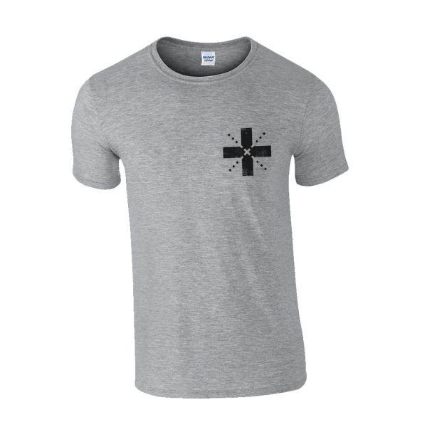 LostAlone - Shapes Of Screams T-shirt - Graphite Records