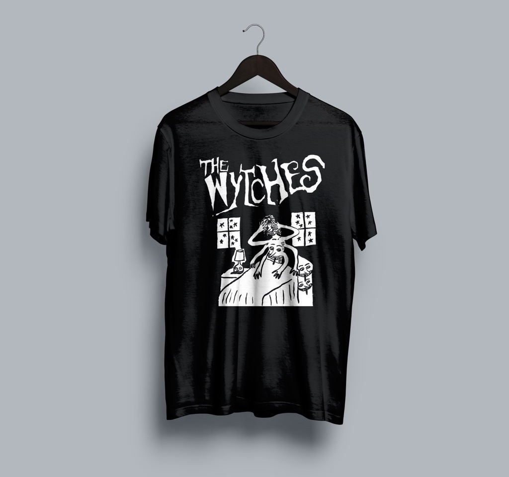 The Wytches T Shirt - The Wytches