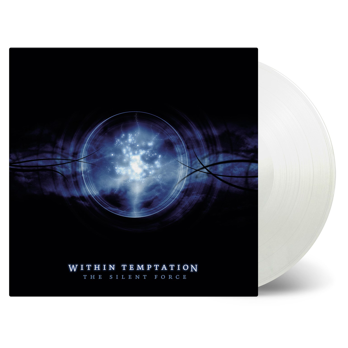 The Silent Force – LTD Edition Clear Vinyl LP - Within Temptation
