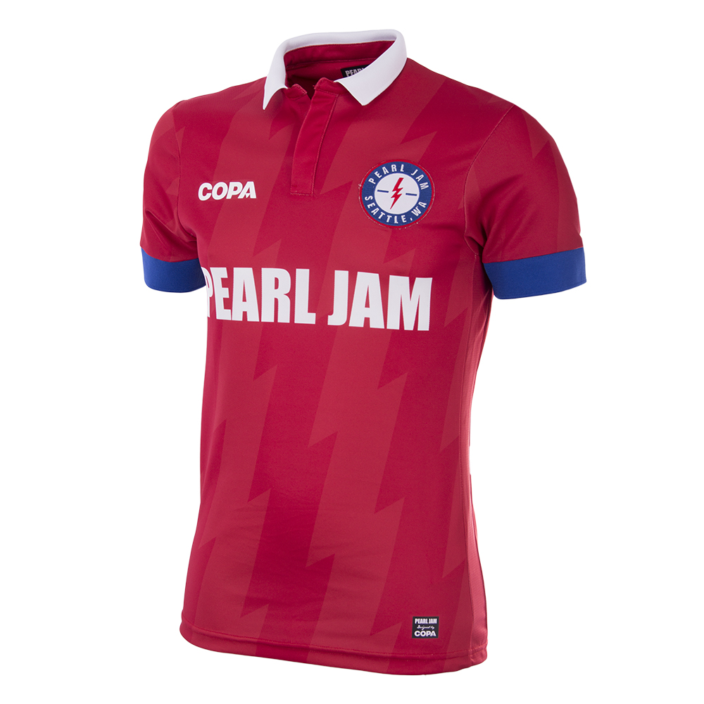 Chile – Soccer Shirt - Pearl Jam